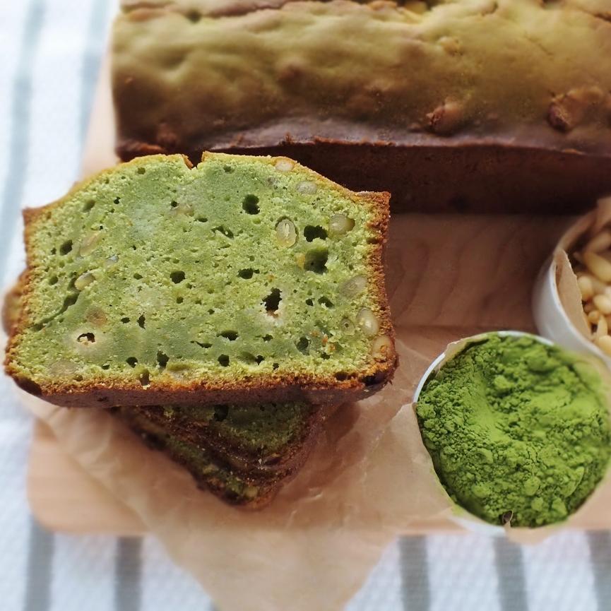 Matcha Green Tea Loaf